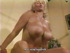 Big Boobs Granny Mature Pornstar Vintage