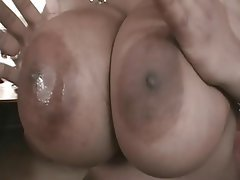 BBW Big Boobs Hairy POV