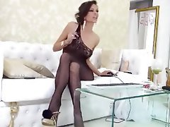 Big Boobs Masturbation MILF Webcam