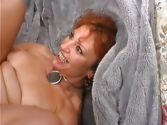 Anal Hardcore Mature Old and Young Redhead