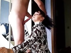 Amateur Blowjob Mature MILF Old and Young