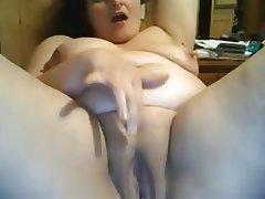 Amateur Masturbation Mature MILF Webcam
