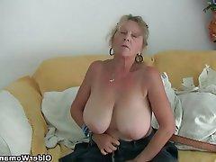 British Mature Granny Mature