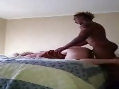 BBW Interracial Mature Big Black Cock