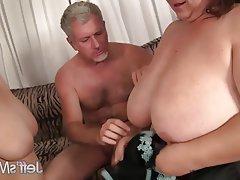 BBW Big Boobs Group Sex Big Butts Orgy