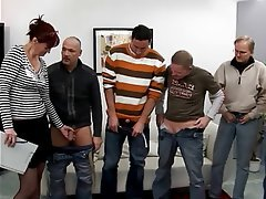 Blowjob Facial Gangbang Group Sex Mature