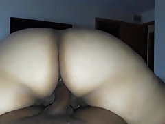 BBW MILF Big Ass Big Black Cock Latina