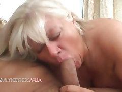 BBW Hairy Mature Big Tits Big Cock