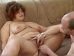 BBW Hairy Mature MILF Old and Young