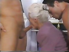 Double Penetration Granny Mature Old and Young