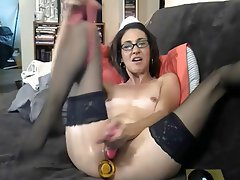 Masturbation Mature MILF Webcam