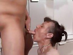 Amateur Blowjob Cumshot German Mature