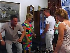 Anal German Group Sex Mature Old and Young