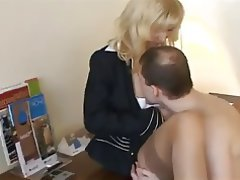 Amateur Blonde Hardcore Old and Young Stockings