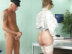 Anal Blowjob German Group Sex