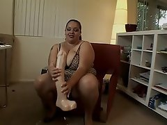 BBW Masturbation Mature Big Boobs Interracial