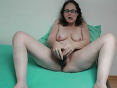 German Masturbation Mature MILF