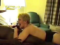 Blonde Granny Interracial Mature Small Tits