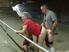Blowjob Cumshot German Mature MILF
