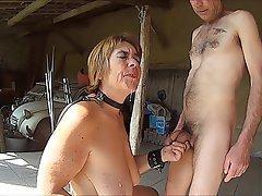 BDSM Blowjob Cumshot Masturbation Mature