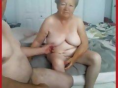 Granny Amateur BBW Mature Webcam